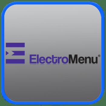 Electro Menu